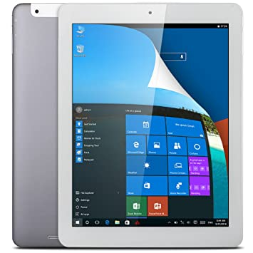 Teclast X98 Plus II Tablette PC(Windows 10 and Android 5.1 -9.7 ...