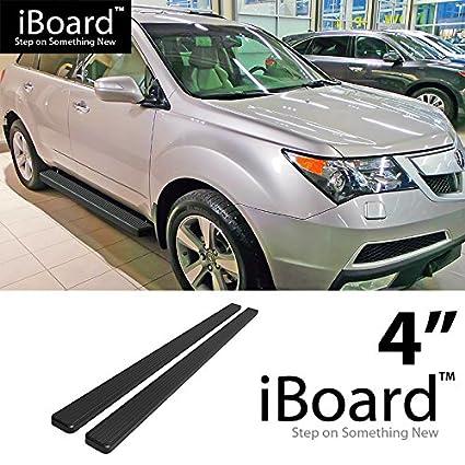Amazoncom Off Roader Black EBoard Running Boards For - Acura mdx running boards