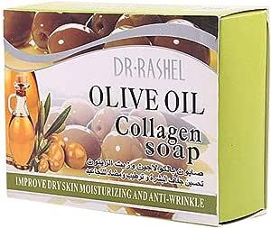 Dr Rashel Olive Oil Collagen Soap - 100 g