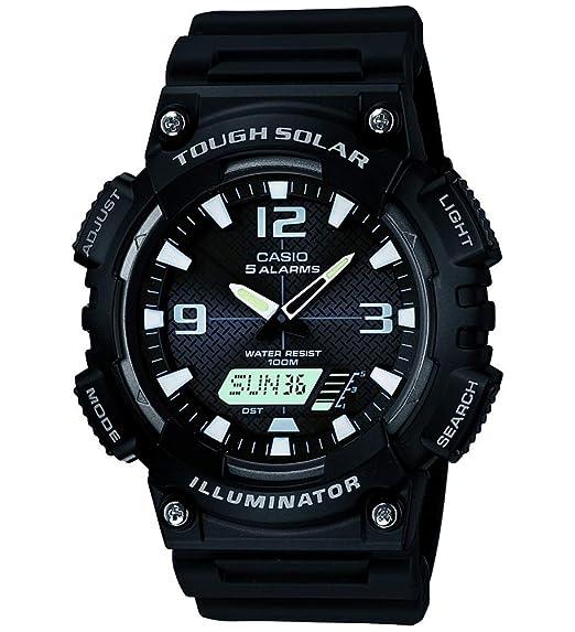 3daba44c9184 Casio Reloj de Pulsera AQ-S810W-1AVEF  Casio  Amazon.es  Relojes