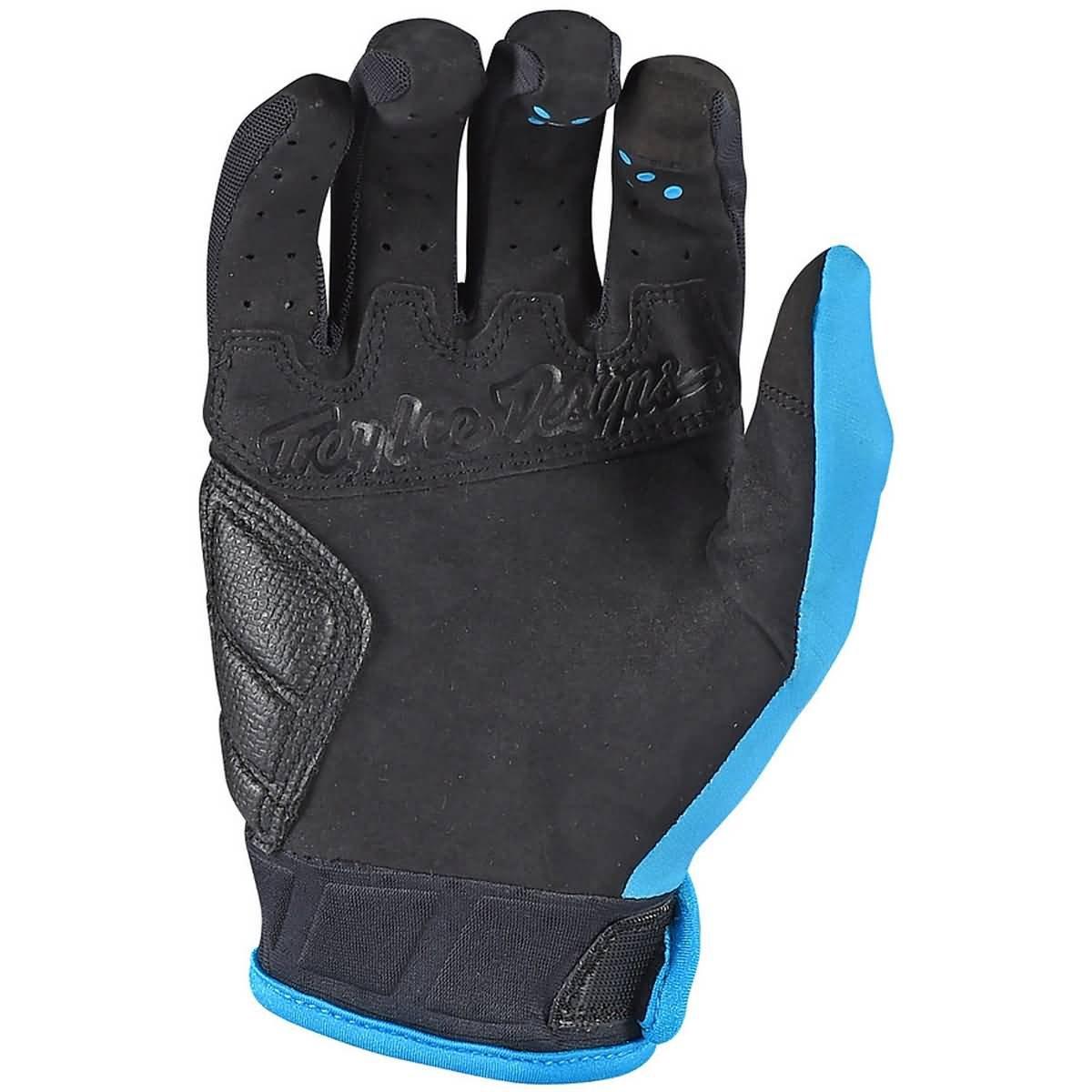 Troy Lee Designs Ruckus Mens BMX Gloves Ocean//Medium 422003333