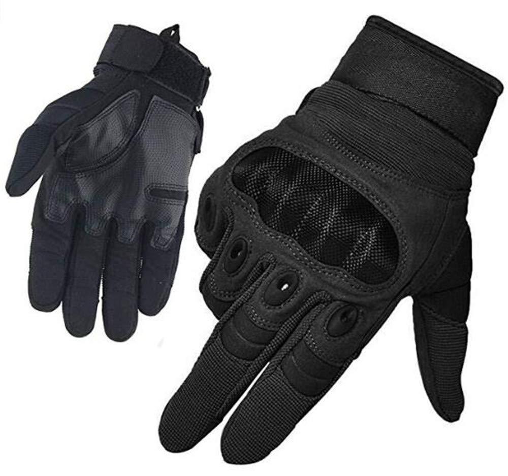 Jagd usw. Milit/är Paintball EXQUILEG Motorrad Handschuhe Taktische Handschuhe Herren Touchscreen Vollfinger Handschuhe f/ür Airsoft