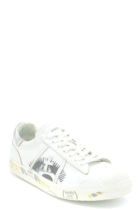 PREMIATA Sneakers Donna MOD. Conny VAR.2608 Blu 40: Amazon
