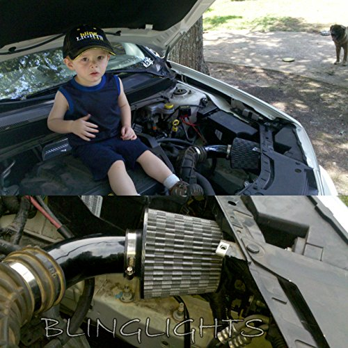 2008 2009 2010 2011 2012 2013 2014 Dodge Avenger 2.4L Performance Air Intake Kit I4 SE SXT