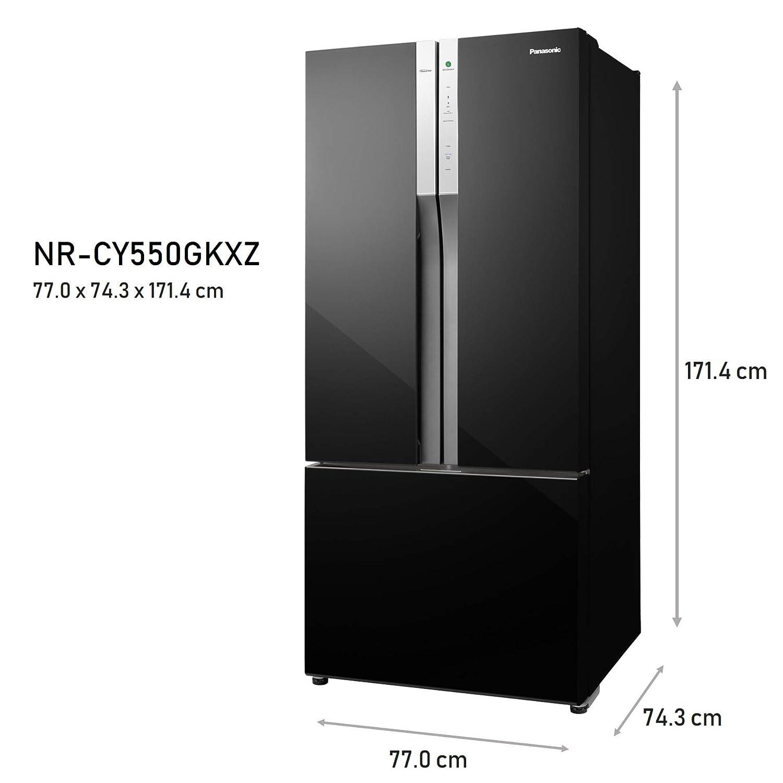 Panasonic Econavi 601 L 6-Stage Inverter Frost-Free Multi-Door Refrigerator