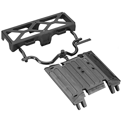 Axial AX80079 Tube Frame Skid Plate/Battery Tray Wraith: Toys & Games
