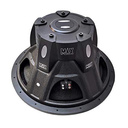 amazon com lanzar 15in car subwoofer speaker black non pressed rh amazon com lanzar max pro wiring diagram lanzar subwoofer wiring diagram