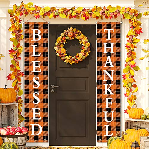 Autumn Door Banners