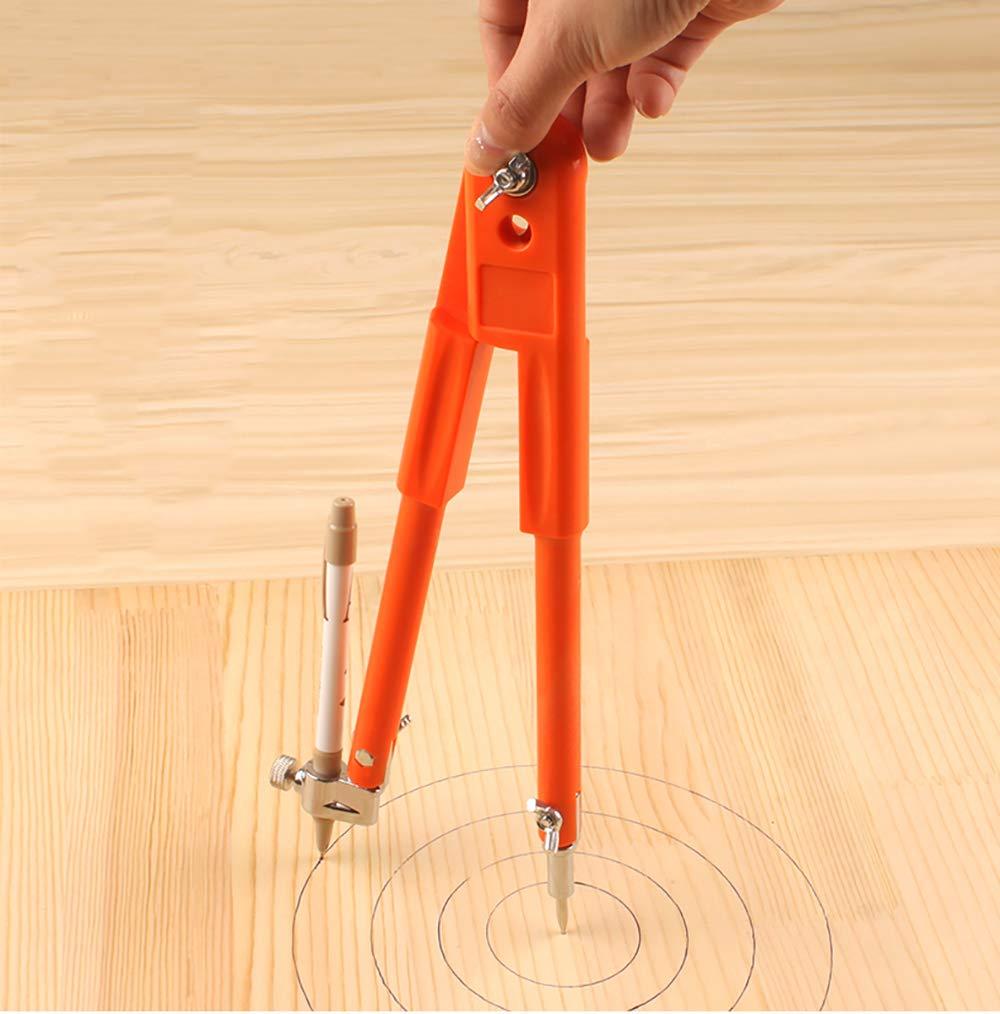 Compas De Bois Peintures Industrielles En M/étal Professionnel Scribe Jauges D/écoration Dessin Longueur S/éparateur