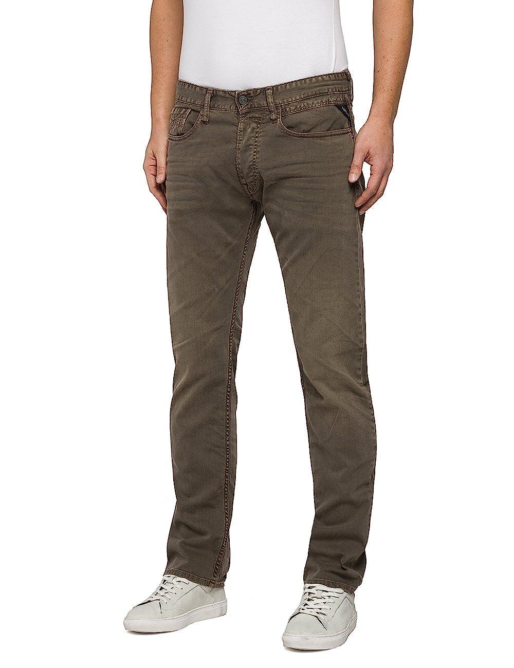 Replay Herren Newbill Straight Jeans B071CNRLW8 Jeanshosen Helle Farben Farben Farben 8288e7