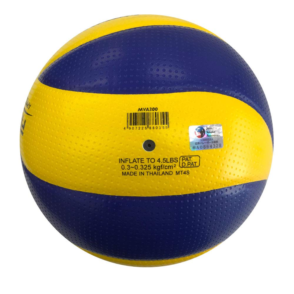 Buy Mikasa Mva 300 Official Volleyball Pro Model Online At Low Prices In India Amazon In
