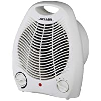 Heller 2000W Fan Heater Table Portable Electric Air Heat Blower Desk Home Office Indoor Winter Caranvan Camping AU/NZ…