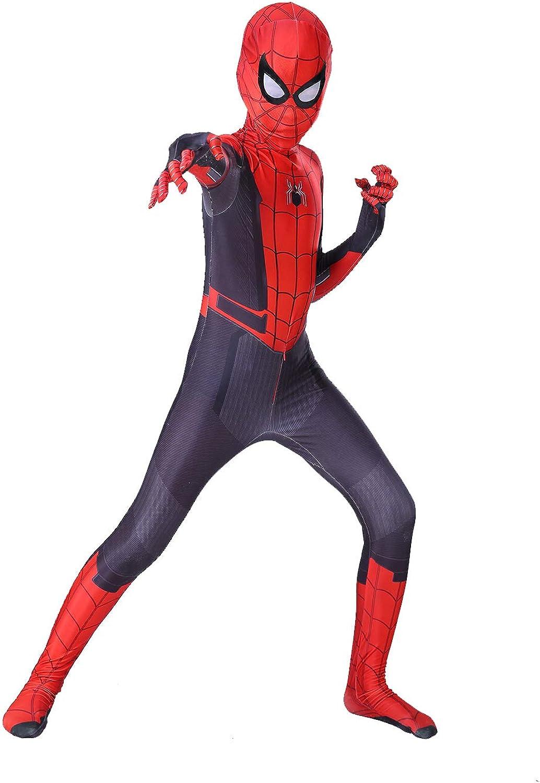 MEET Superhero Kids Bodysuit Costumes Lycra Spandex Halloween Cosplay Costumes