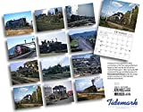 Pennsylvania Railroad 2016 Calendar