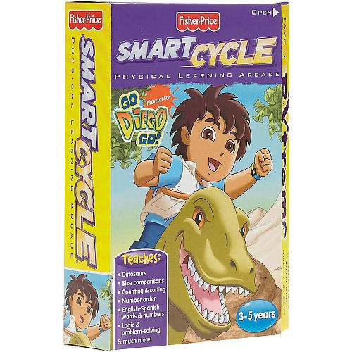 SMART CYCLE Extreme Software - Go Diego Go!