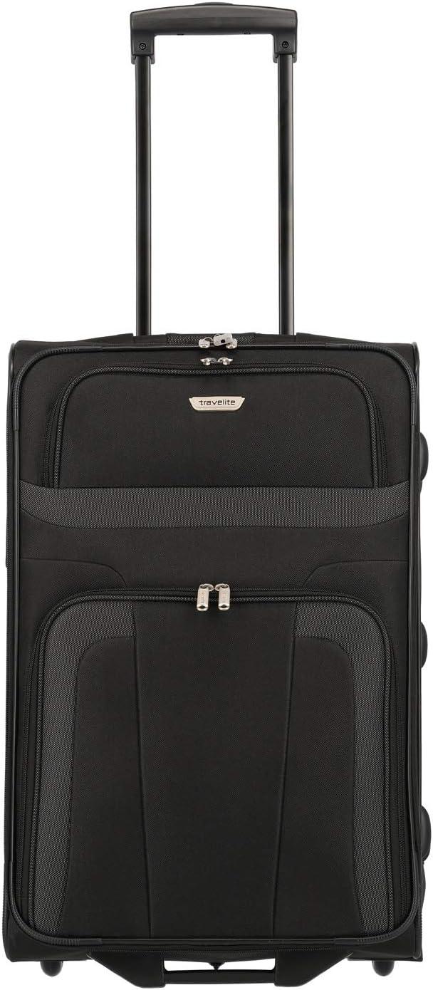 Eine Person, die benutzt die Koffer