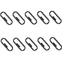RuenTech Fastener Ring for Garmin Vivosport Band Keeper (Pack of 10) Silicone Security Loop for Garmin vívosport Smart…