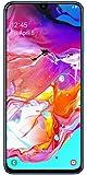 Samsung Galaxy A70 Dual SIM 128GB 6GB RAM 4G LTE (UAE Version) - Orange - 1 year local brand warranty