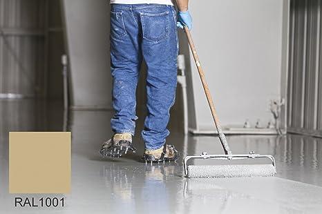 Pavimenti In Resina Epossidica Per Interni : 2k rivestimento per pavimento in resina epossidica lucido; bekateq