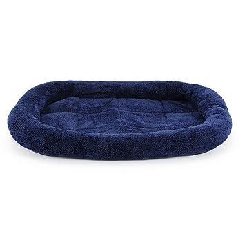 PETCUTE Cama para Perro Cojines para Perro colchones para Gatos cálidas y Suaves, Totalmente Lavable: Amazon.es: Hogar