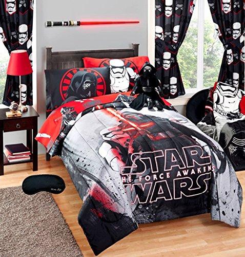 Cheapest Price! STAR WARS The Force Awakens Reversible Twin/Full Comforter