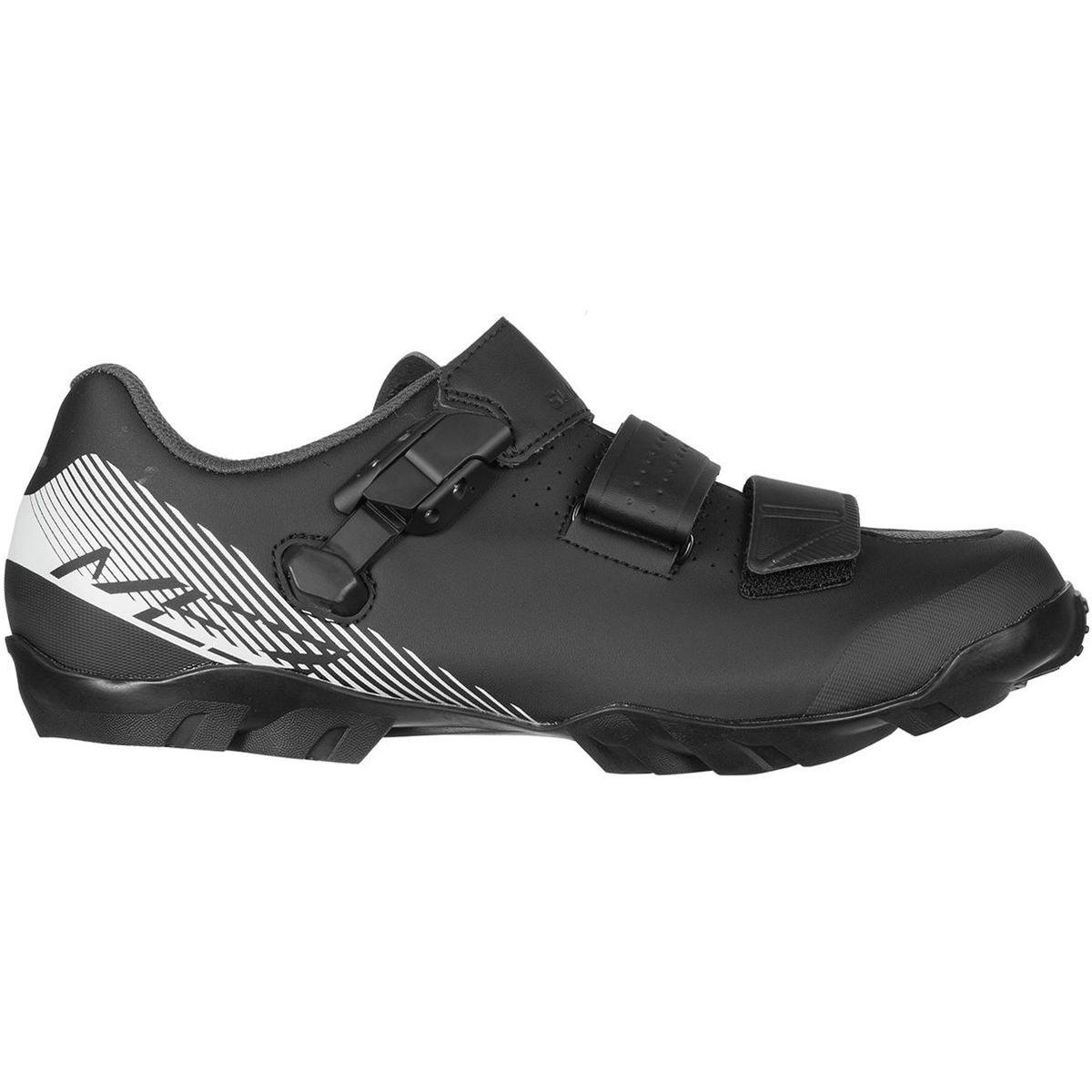 SHIMANO SH-ME3 Mountain Bike Shoe - Men's Black/White, 45.0
