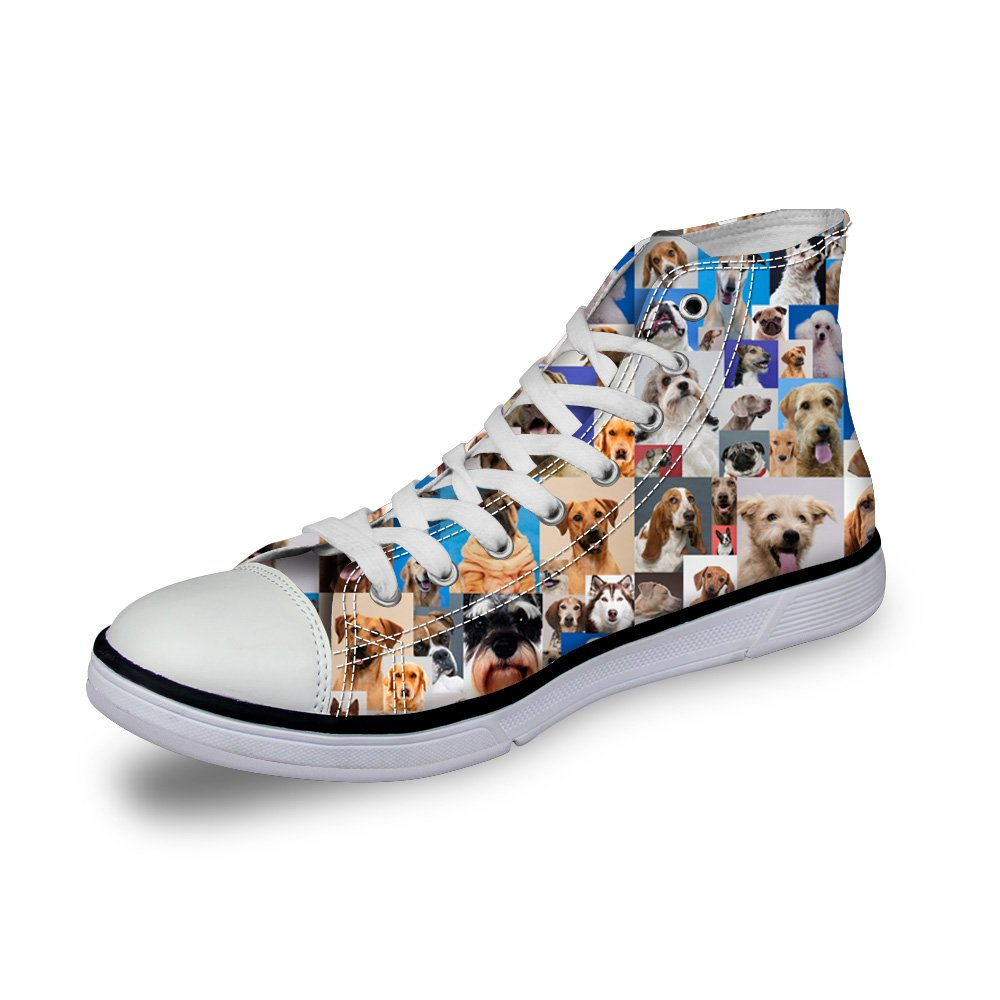 Freewander Stylish Old School Shoes for Women Unique Gifts for Women and Girls