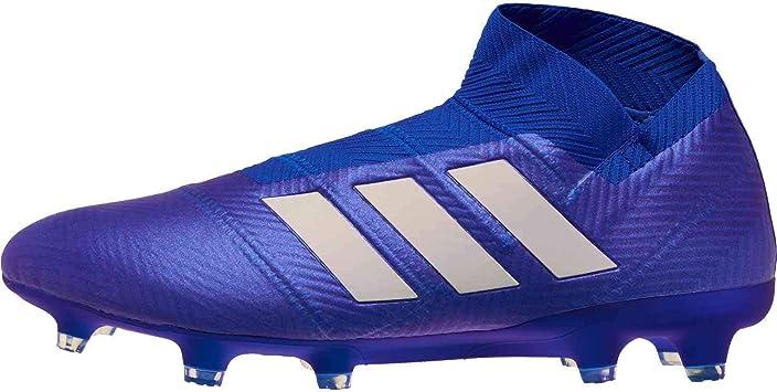 Amazon.com: adidas Nemeziz 18+ Fg Blue