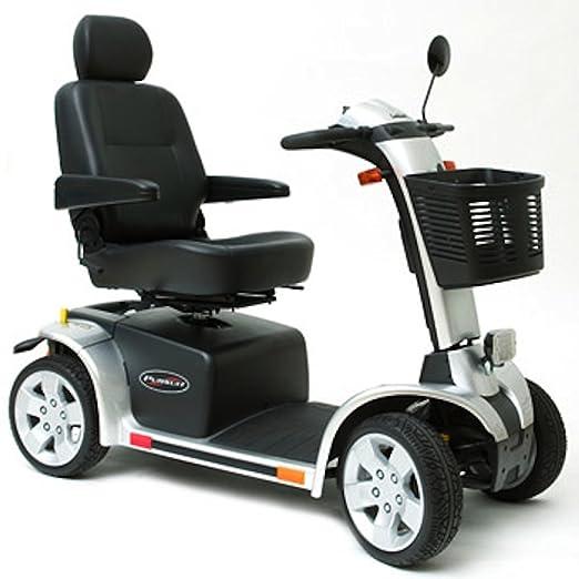 Amazon.com: Pride Movilidad Búsqueda 4 ruedas eléctrico ...
