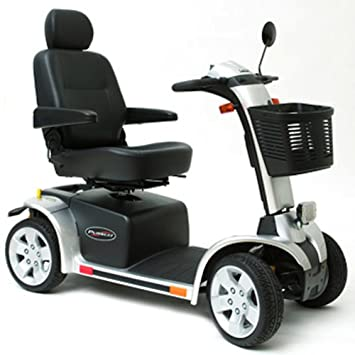 Pride Mobility Scooter >> Amazon Com Pride Mobility Pursuit 4 Wheel Electric Mobility