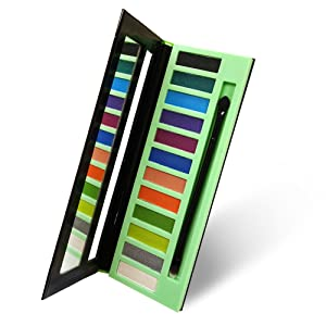LA Girl Beauty Brick Eyeshadow (4 Color Choices) (GES334-Neons)