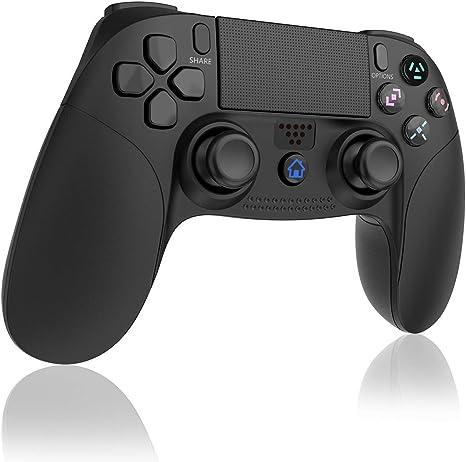 TUTUO para Cargador Mando PS4, Estación de Carga DualShock 4 con Pantalla de Visualización del Estado de Carga, para Controlador Inalámbrico de Playstation 4, 4 Slim and 4 Pro: Amazon.es: Electrónica