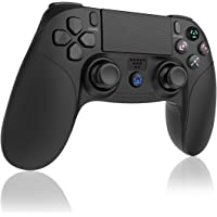 TUTUO Trådlösa kontroller för PS4-kontroll, Bluetooth Gaming Gamepad Joystick Controller Dual Shock/Gyroskop för…