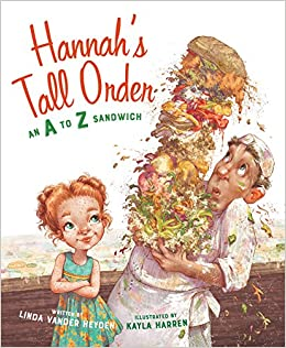 Image result for hannah's tall order