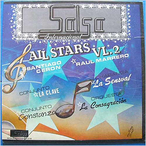 - Salsa All Stars Vol 2 [Vinyl LP]