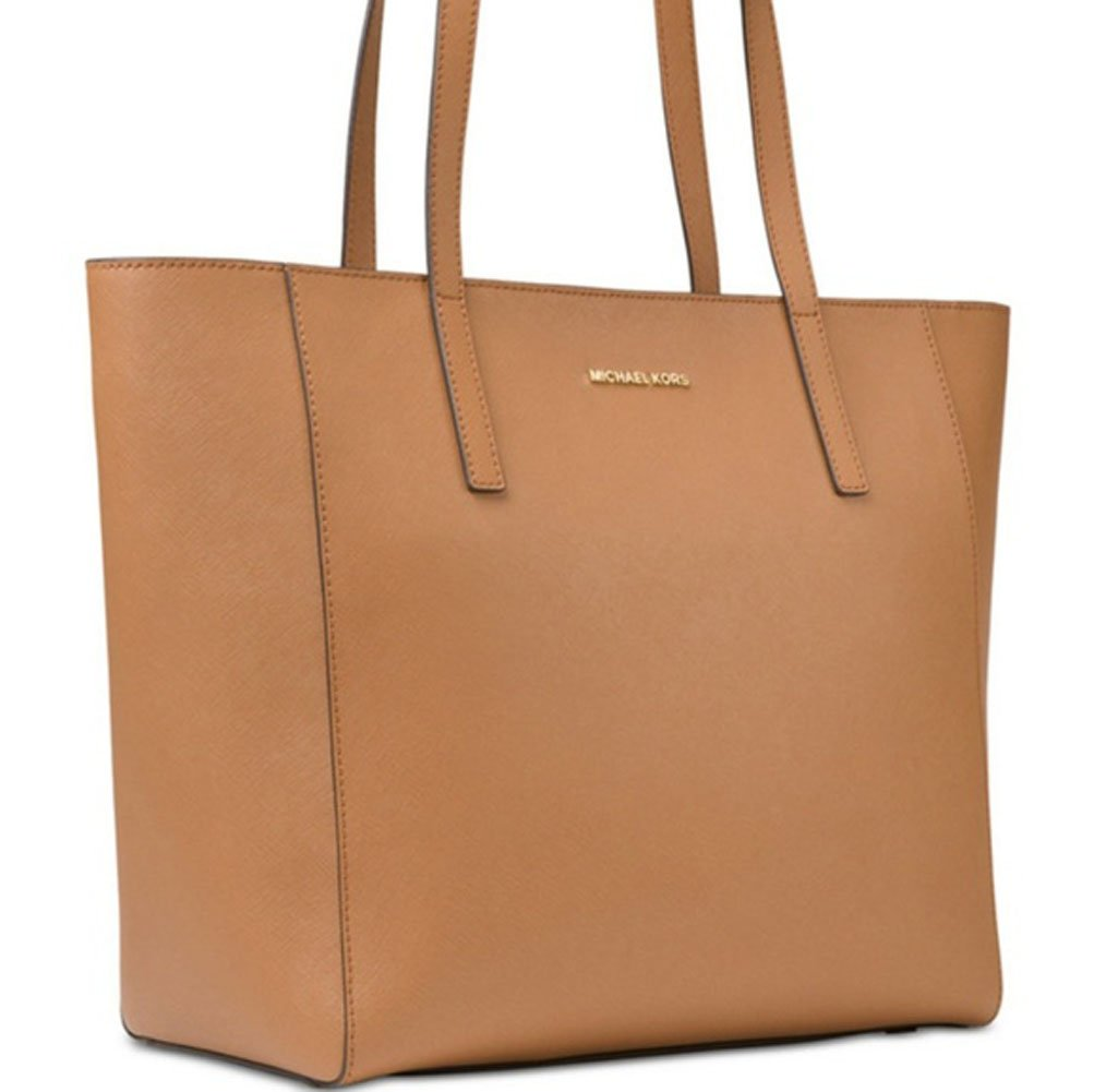 59f2be58092c Amazon.com: Michael Kors Rivington Acorn Large Tote Bag: Beauty