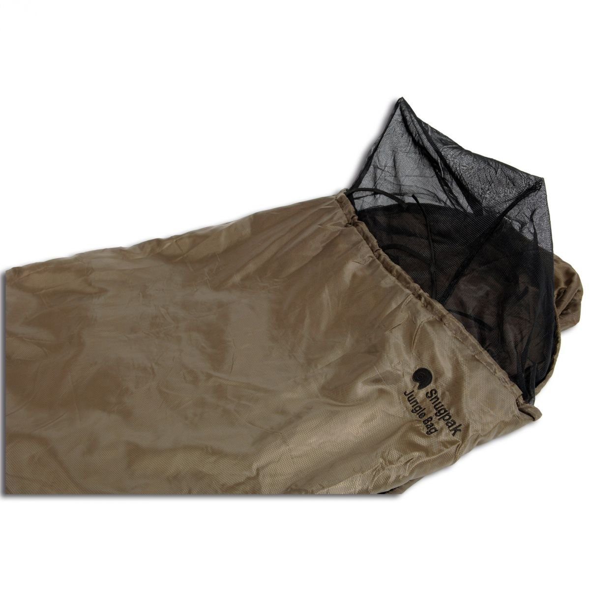 Saco de dormir Snugpak Jungle Bag verde: Amazon.es: Deportes y aire libre