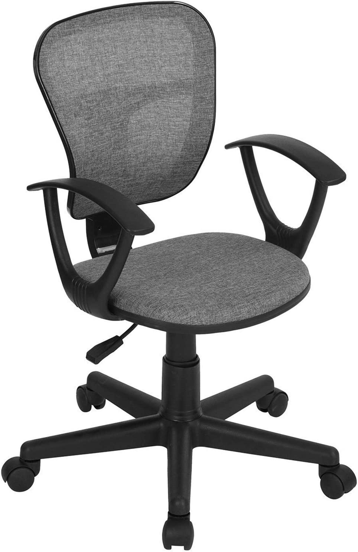 Amazon.com: Coavas Kids Desk Chair Mid-Back Mesh Task Study Chair