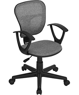 Coavas Kids Desk Chair Mid-Back Mesh Task Study Chair Adjustable Height Ergonomical Chair for