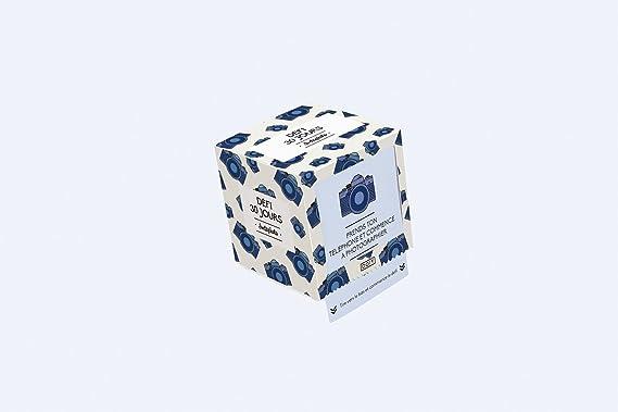 DOIY DYCHALINF - Caja de regalo con forma de cubo: Amazon.es: Bebé