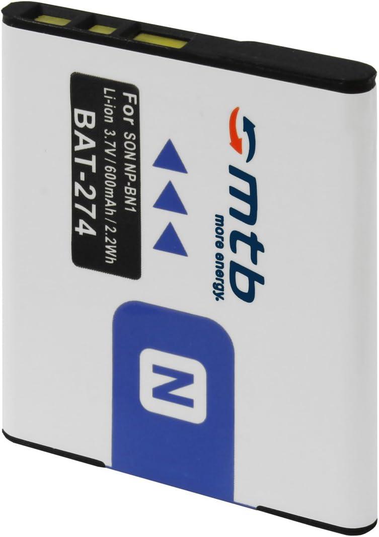 Batterie NP-BN1 pour Sony Cyber-shot DSC-W710 W730 WX200 WX80