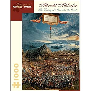 The Victory Of Alexander The Great 1000 Piece Puzzle Inglese Giocattolo 1 Mar 2012