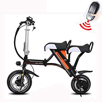 Wheel-hy Patinete Eléctrico Scooter Plegable con Manillar y ...