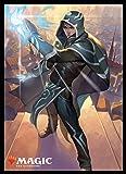 マジック:ザ・ギャザリング プレイヤーズカードスリーブ 『灯争大戦』 《神秘を操る者、ジェイス》 (MTGS-100)
