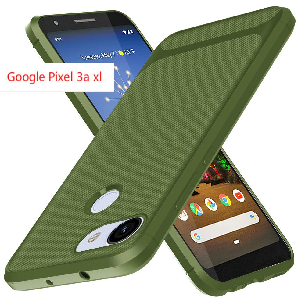 a2811fc4be87 ایگرد - خرید از آمازون | Boythink Google Pixel 3a XL Case, TPU Anti ...