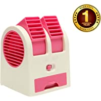 Limeswood Portable Cooling Desk USB Air Conditioner Mini Cooler