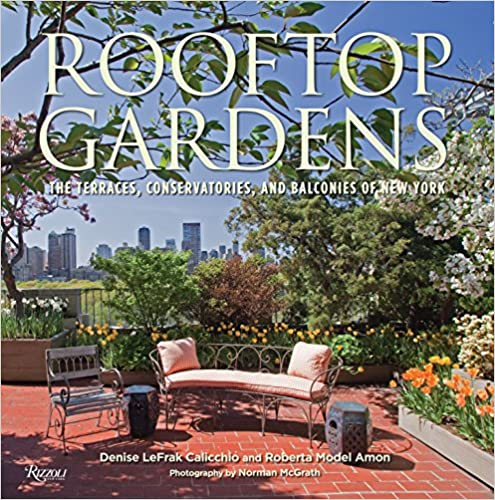 Book's Cover of Rooftop Gardens: The Terraces, Conservatories, and Balconies of New York (Anglais) Relié – 19 avril 2011