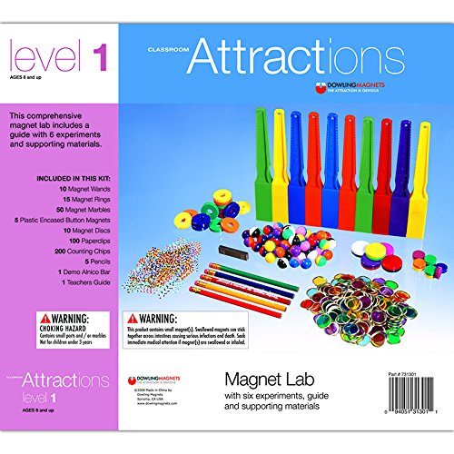 DOWLING MAGNETS CLASSROOM ATTRACTIONS LEVEL 1 (Set of 3) by  (Image #1)
