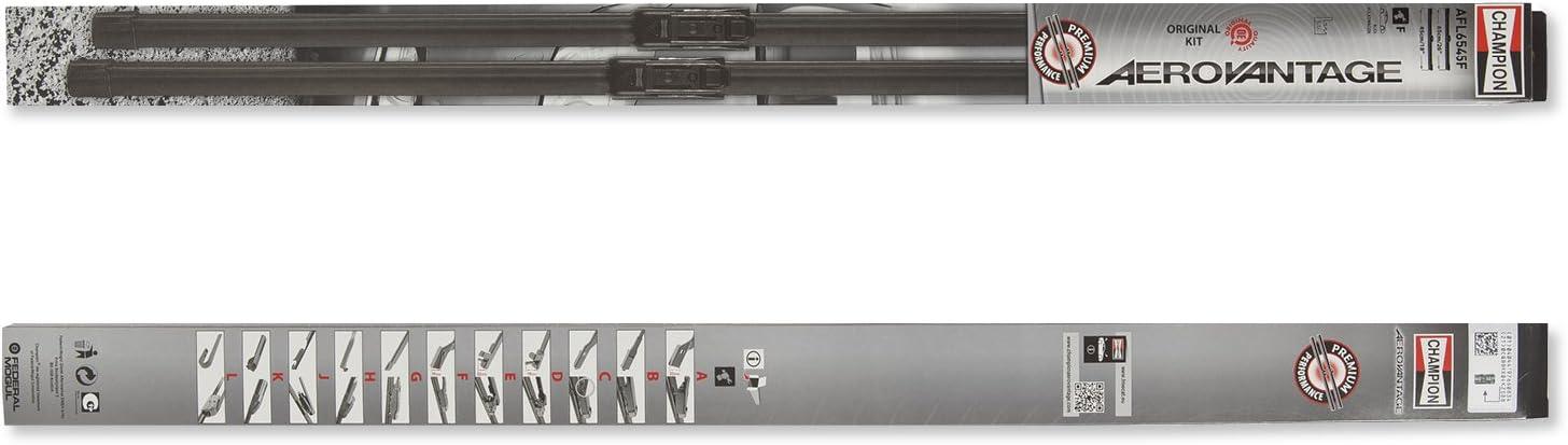 Champion AFR6545F AFR6545F//C02 Aerovantage Flat Blade Kit 65 cm