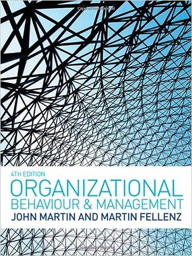 Organizational behaviour and management amazon john martin organizational behaviour and management amazon john martin martin fellenz 9781408018125 books fandeluxe Choice Image